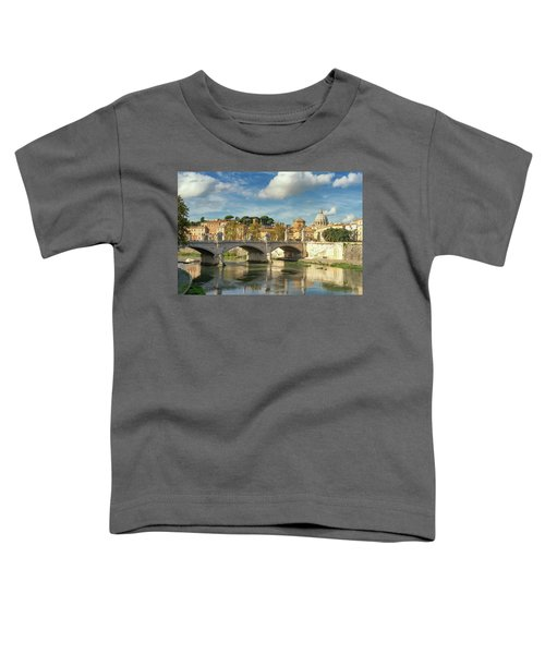 Tiber View Toddler T-Shirt