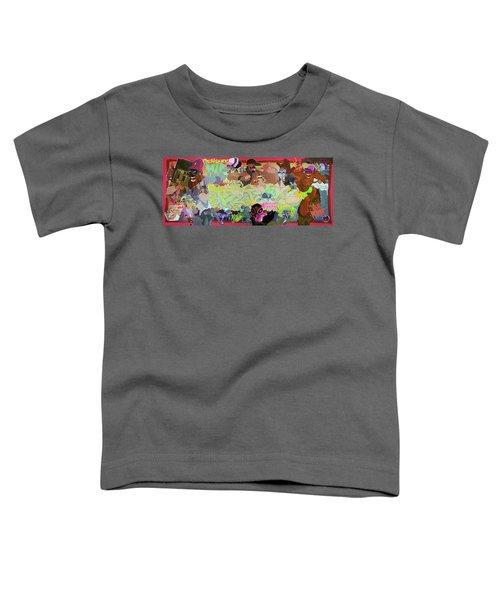 Tidal Recall 2 Toddler T-Shirt