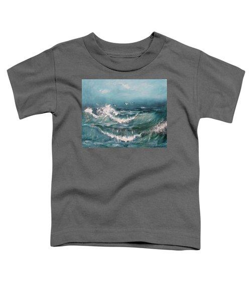 Tide Toddler T-Shirt