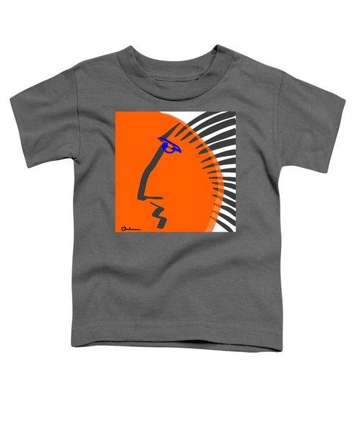 Tiger Man Toddler T-Shirt
