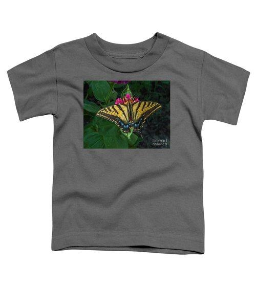 Tiger Swallowtail Toddler T-Shirt