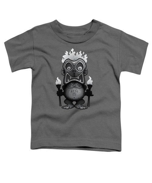 Tiki Munkee Toddler T-Shirt