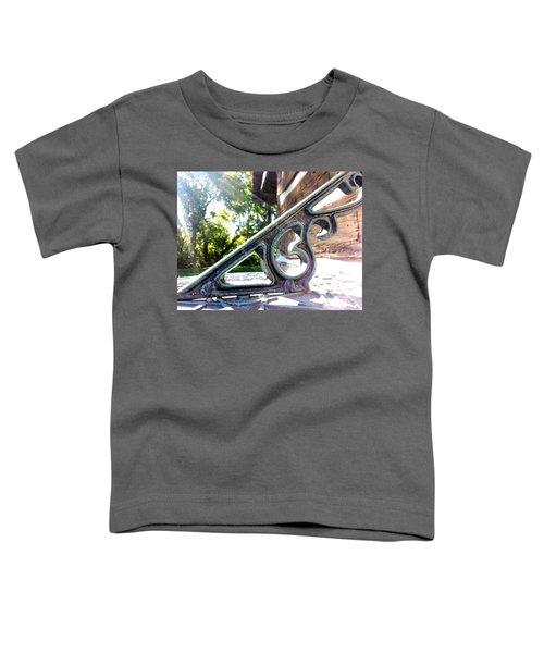 Time At An Angle Toddler T-Shirt