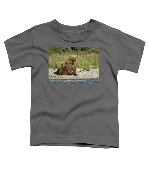 Time For A Nap Toddler T-Shirt
