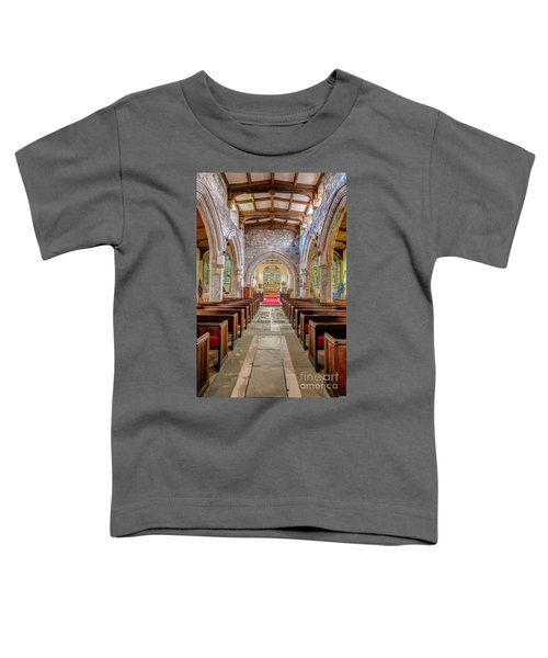 Time For Church Toddler T-Shirt