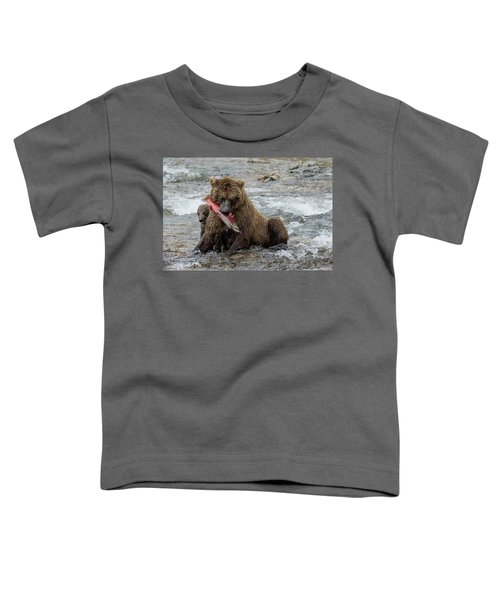 Time For Lunch Toddler T-Shirt
