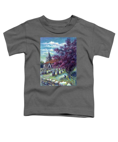 Time Our Companion Toddler T-Shirt