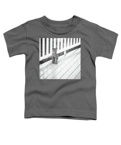 Time Out Bw Toddler T-Shirt