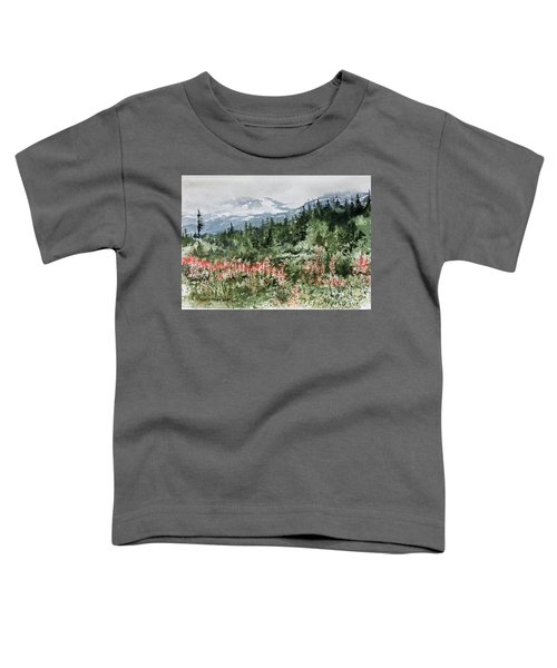 Time To Go Home Toddler T-Shirt