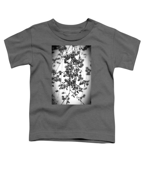 Tiny Buds And Blooms Toddler T-Shirt