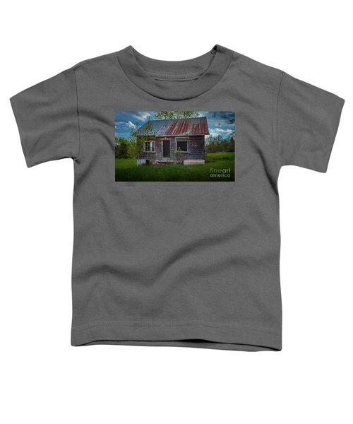 Tiny Farmhouse Toddler T-Shirt