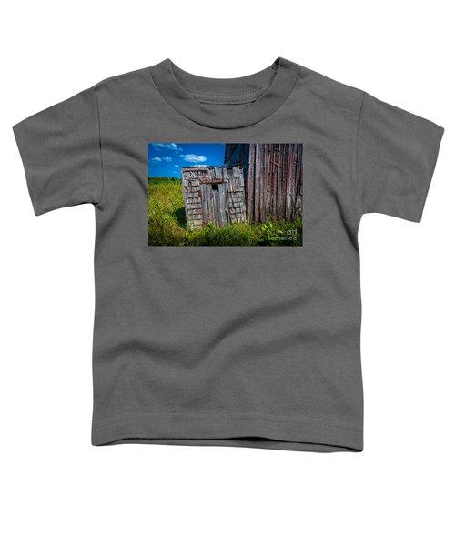 Tiny Privy Toddler T-Shirt