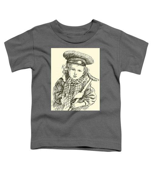 Tiny Tim Toddler T-Shirt
