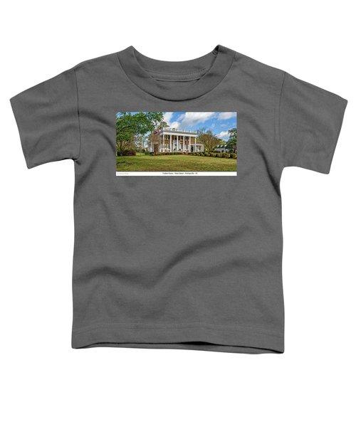 Tisdale Manor2 Toddler T-Shirt