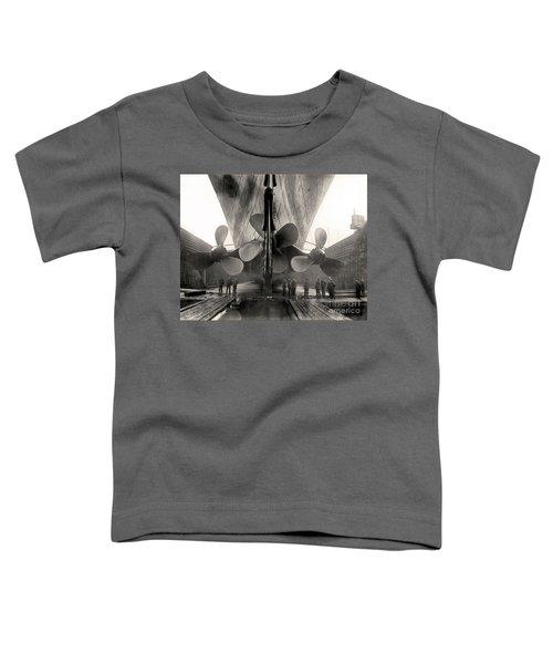 Titanic's Propellers  Toddler T-Shirt
