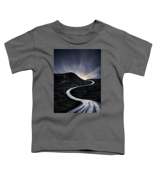 To Where The Darkness Ends Toddler T-Shirt