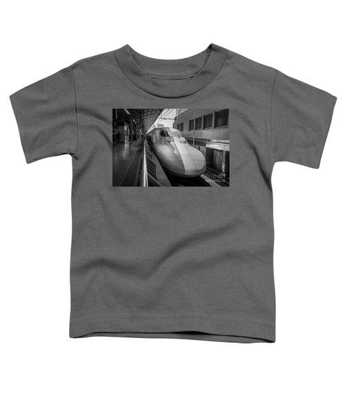 Tokyo To Kyoto Bullet Train, Japan 3 Toddler T-Shirt