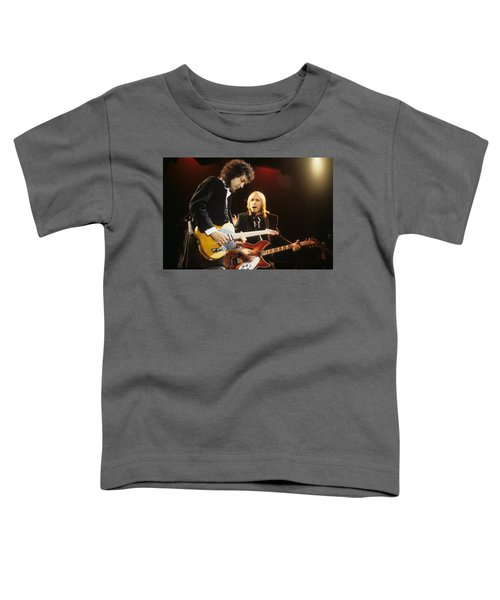 Tom Petty And Mike Campbell Toddler T-Shirt