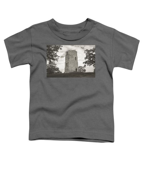 Top Of The Hill Toddler T-Shirt