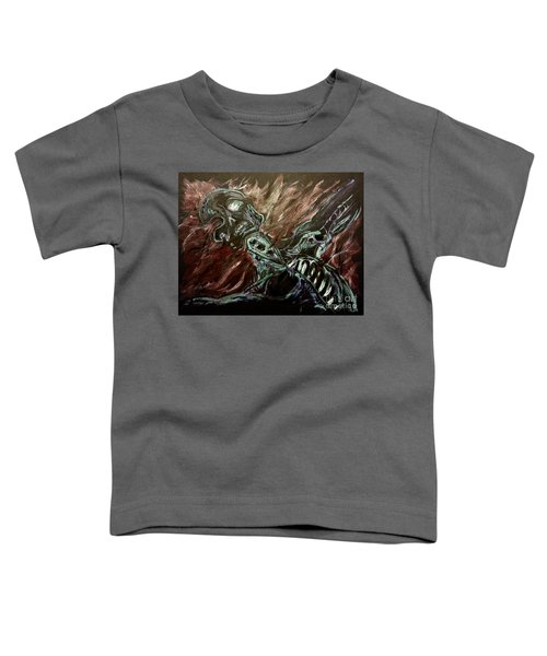 Tormented Soul Toddler T-Shirt