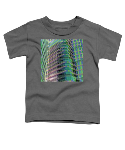 Abstract Angles Toddler T-Shirt