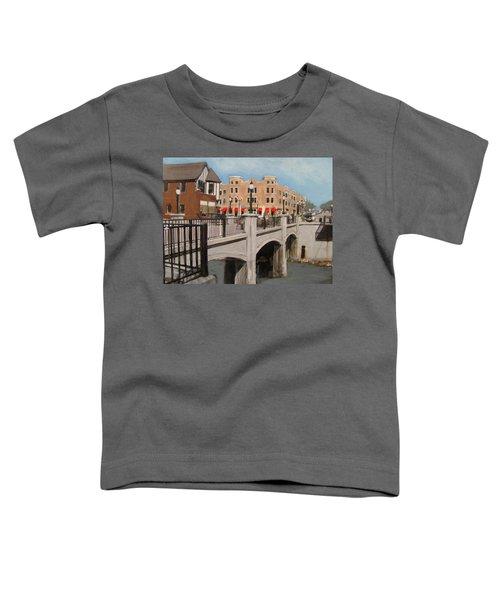 Tosa Village Bridge Toddler T-Shirt