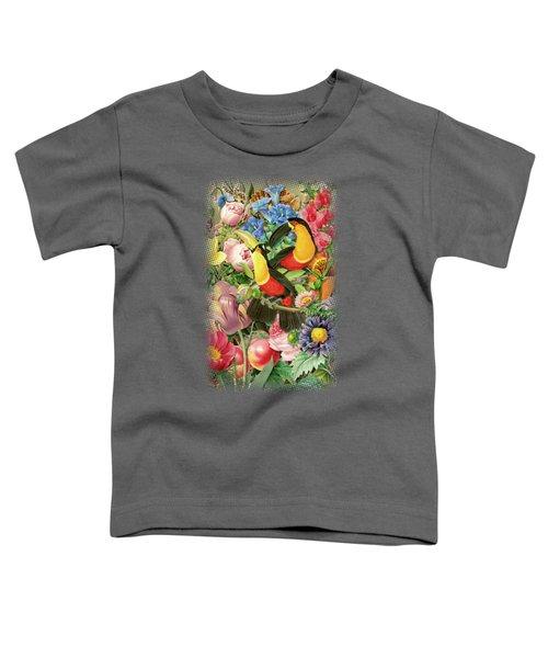 Toucans Toddler T-Shirt