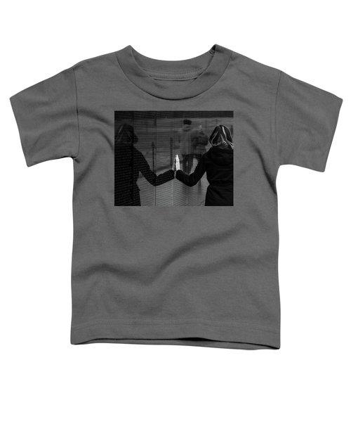 Touching Moment Toddler T-Shirt