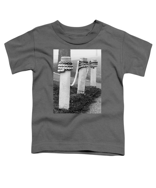 Tow The Line Toddler T-Shirt
