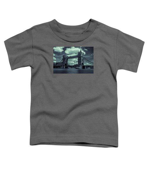 Tower Bridge Bw Toddler T-Shirt
