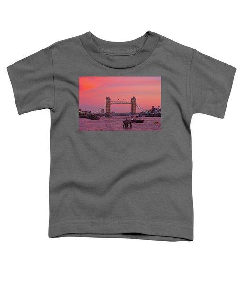 Tower Bridge London Toddler T-Shirt