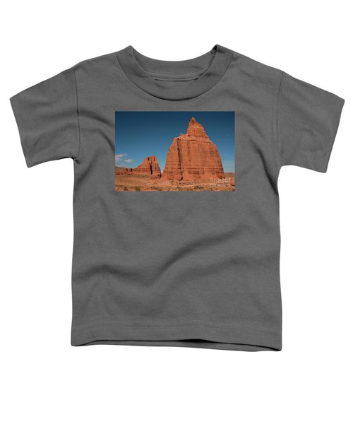 Tower Of The Sun And Moon Toddler T-Shirt