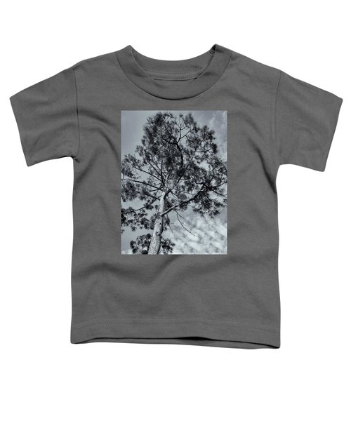 Toddler T-Shirt featuring the photograph Towering by Linda Lees