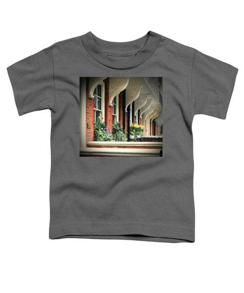 Townhouse Row - London Toddler T-Shirt