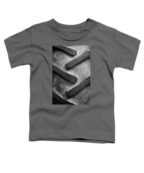 Tractor Tread Toddler T-Shirt