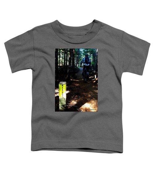 Trail Respect Toddler T-Shirt