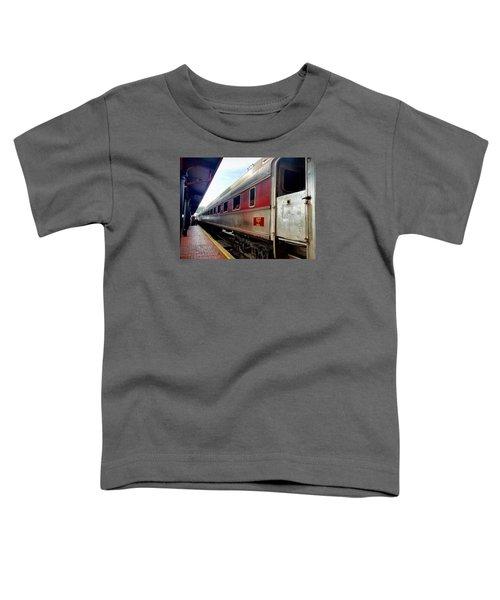Train Station Toddler T-Shirt