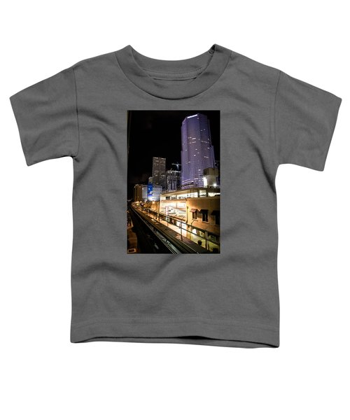 Train Station Toddler T-Shirt