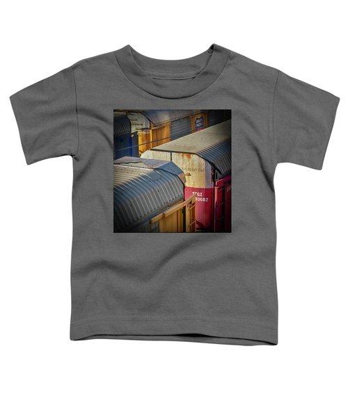 Trains - Nashville Toddler T-Shirt