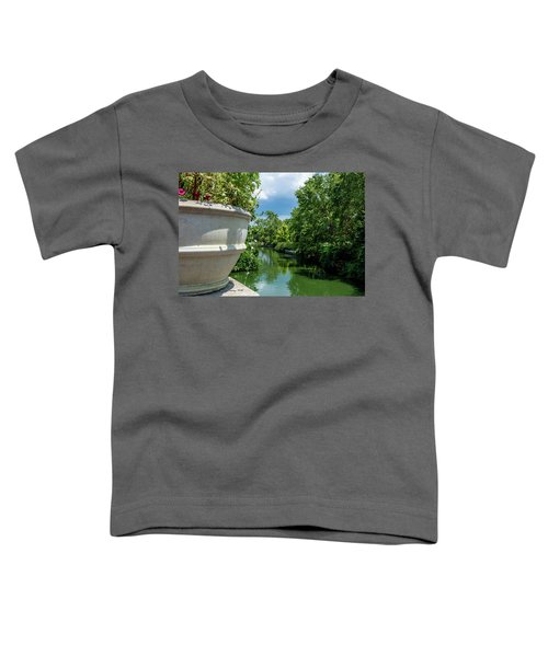 Tranquil Garden Toddler T-Shirt