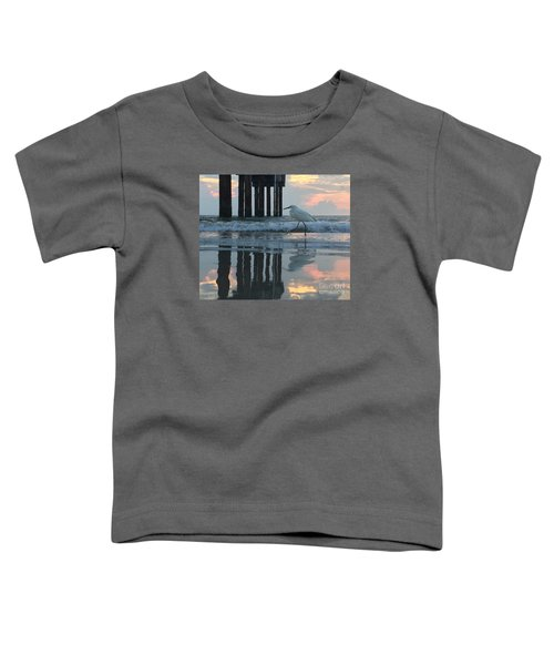 Tranquil Reflections Toddler T-Shirt