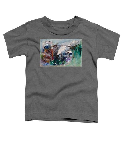 Travels Toddler T-Shirt