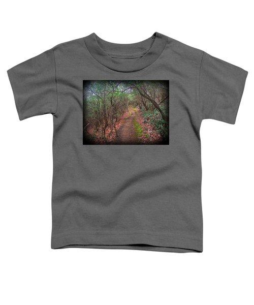 Tray Mountain Toddler T-Shirt