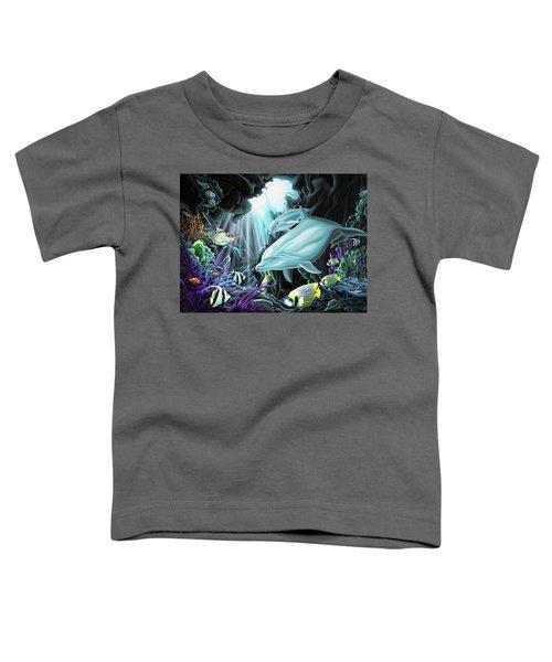 Treasure Hunter Toddler T-Shirt