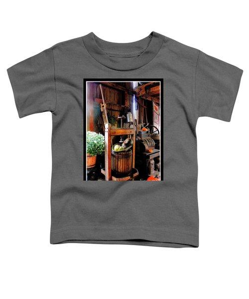 Treasures Of  Fall Toddler T-Shirt