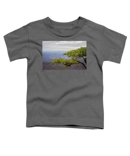 Tree In The Sky Toddler T-Shirt