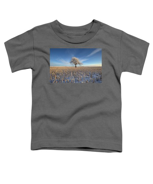 Tree Of Frost  Toddler T-Shirt