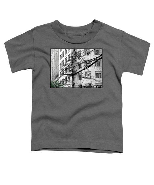 Tree Of Progress Toddler T-Shirt