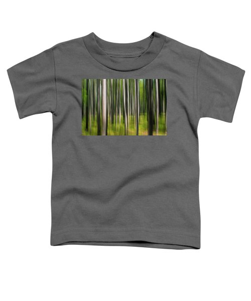Tree Painting Toddler T-Shirt