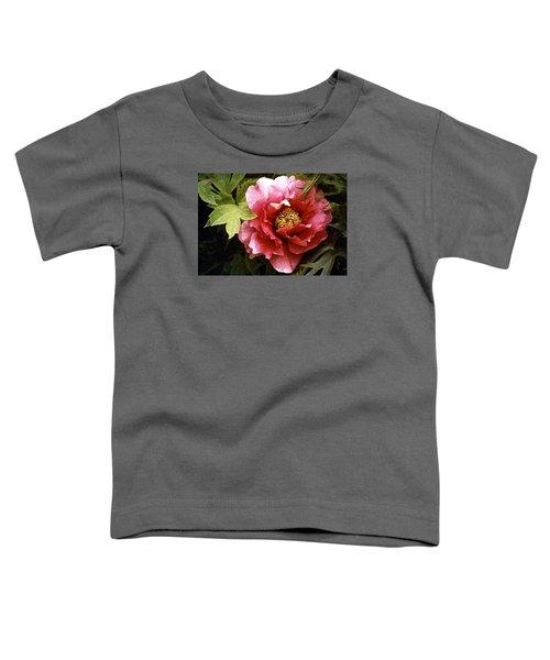 Tree Peony Toddler T-Shirt